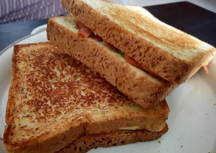 resep roti panggang oven