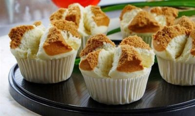 cara membuat kue kukus