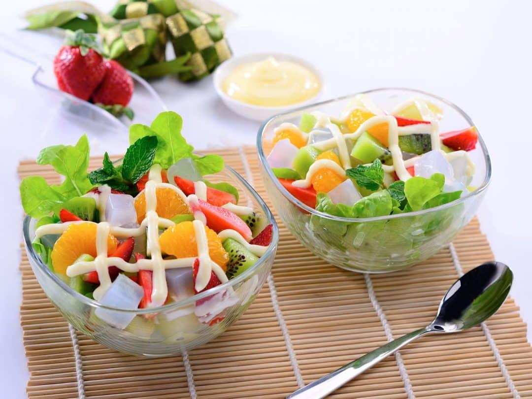 peluang salad buah