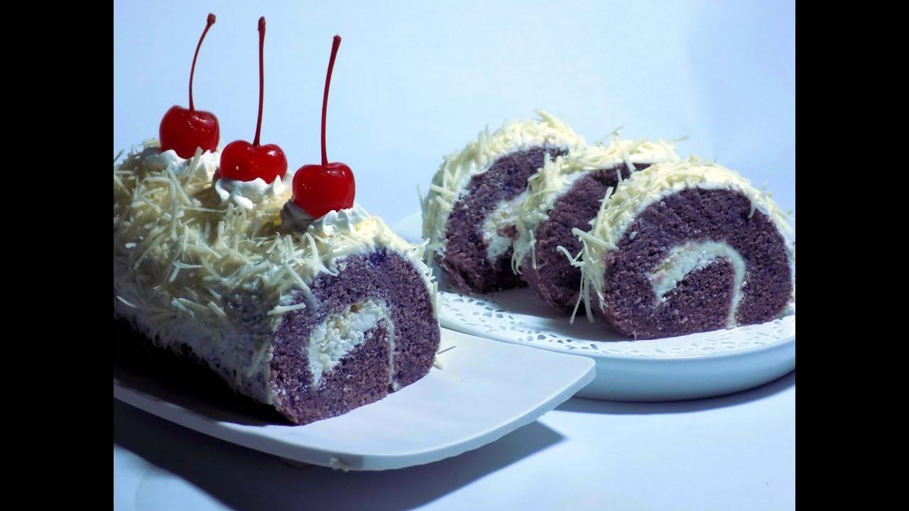 resep membuat kue bolu kukus