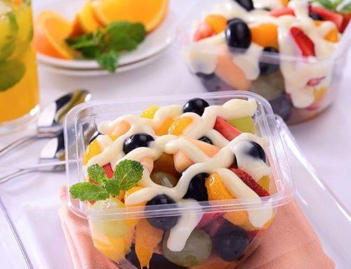 Cara Buat Salad Buah Enak, Segar, dan Praktis