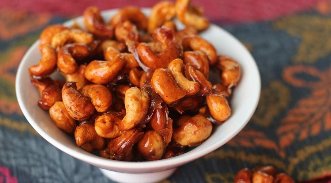 cara mengolah kacang mete